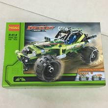 New Hot Sale Warrior Decert Racer Pull Back Technic Car Building Block Sets Children Gift Toys Compatible With LEGOE