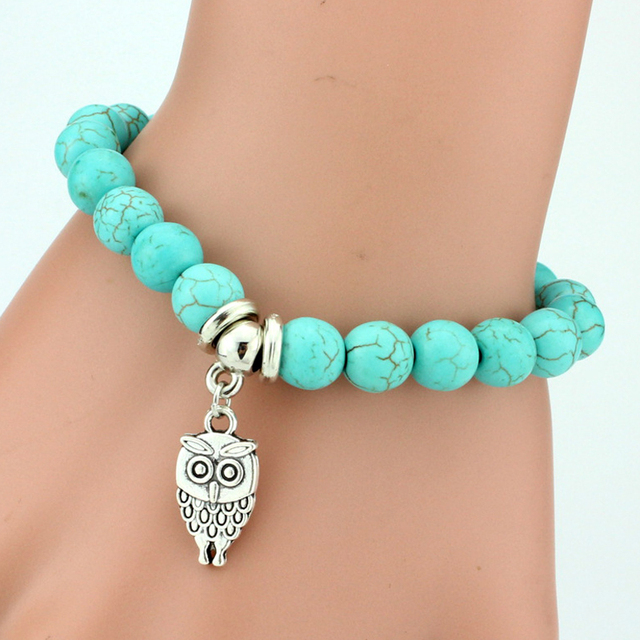 Boho Tree Of Life Bracelet