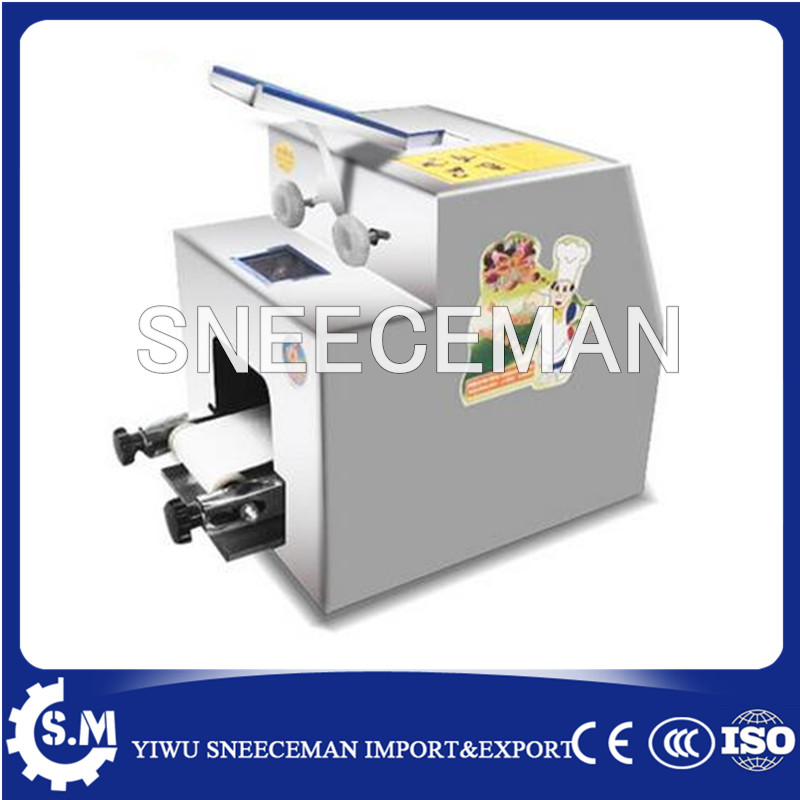 new design dumpling momo bun skin making machine with factory wholesale price поглотитель запаха для холодильника mp 2010