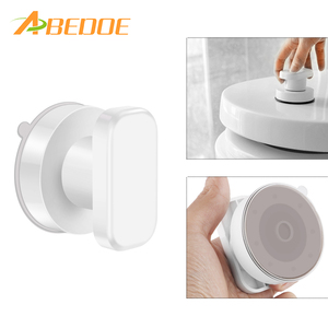 ABEDOE Strong Suction Cup Drawer Glass Mirror Wall Handles Toilet Bathroom Door Pulls Glass Door Pull Adsorbent Handle and Knobs