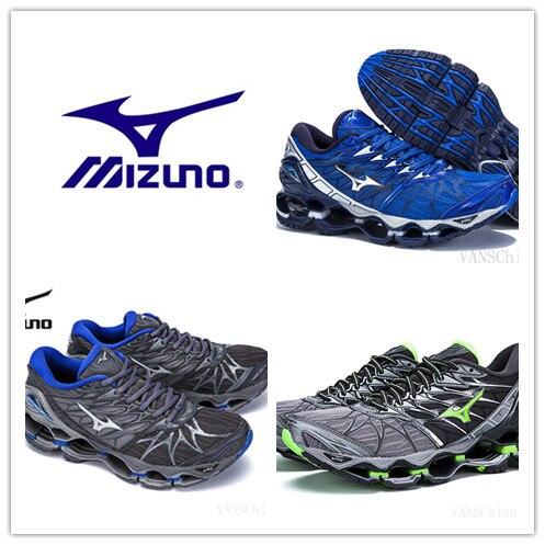 cf9d7667a Hot Sale Original MIZUNO Wave Prophecy 7 Men's Running Shoes,New Arrivals MIZUNO  Wave Prophecy