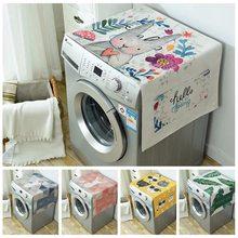 Mini couvercle anti-poussière pour Machine à laver, étanche, pour four, à chargement frontal, pour réfrigérateur