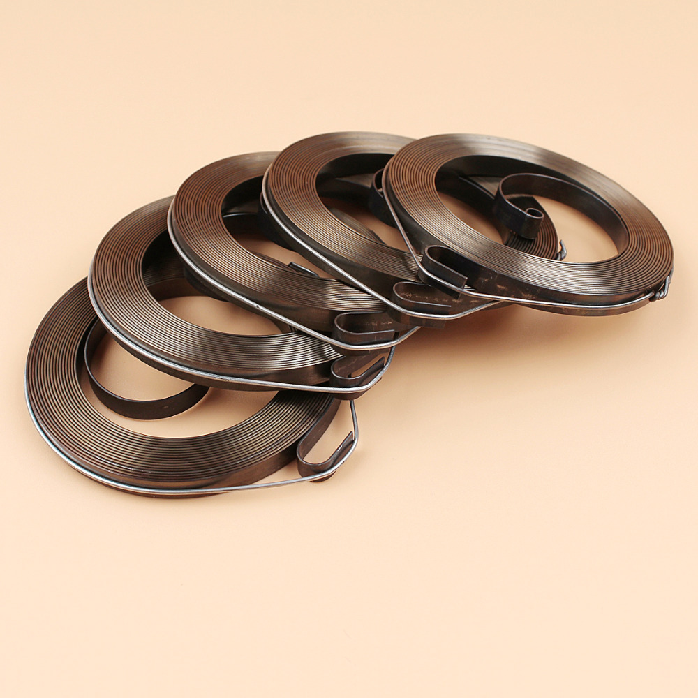 5Pcs/lot Starter Spring For McCulloch 335 338 435 440 445 Poulan 2025 2050 2075 2150 2175 2250 2350 2450 2550 Replace 530027531