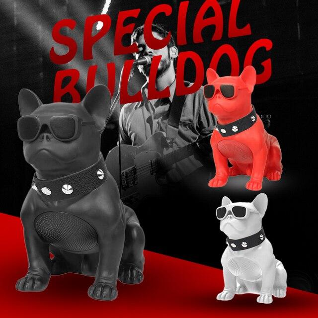 Special Bulldog Wireless Bluetooth Speaker