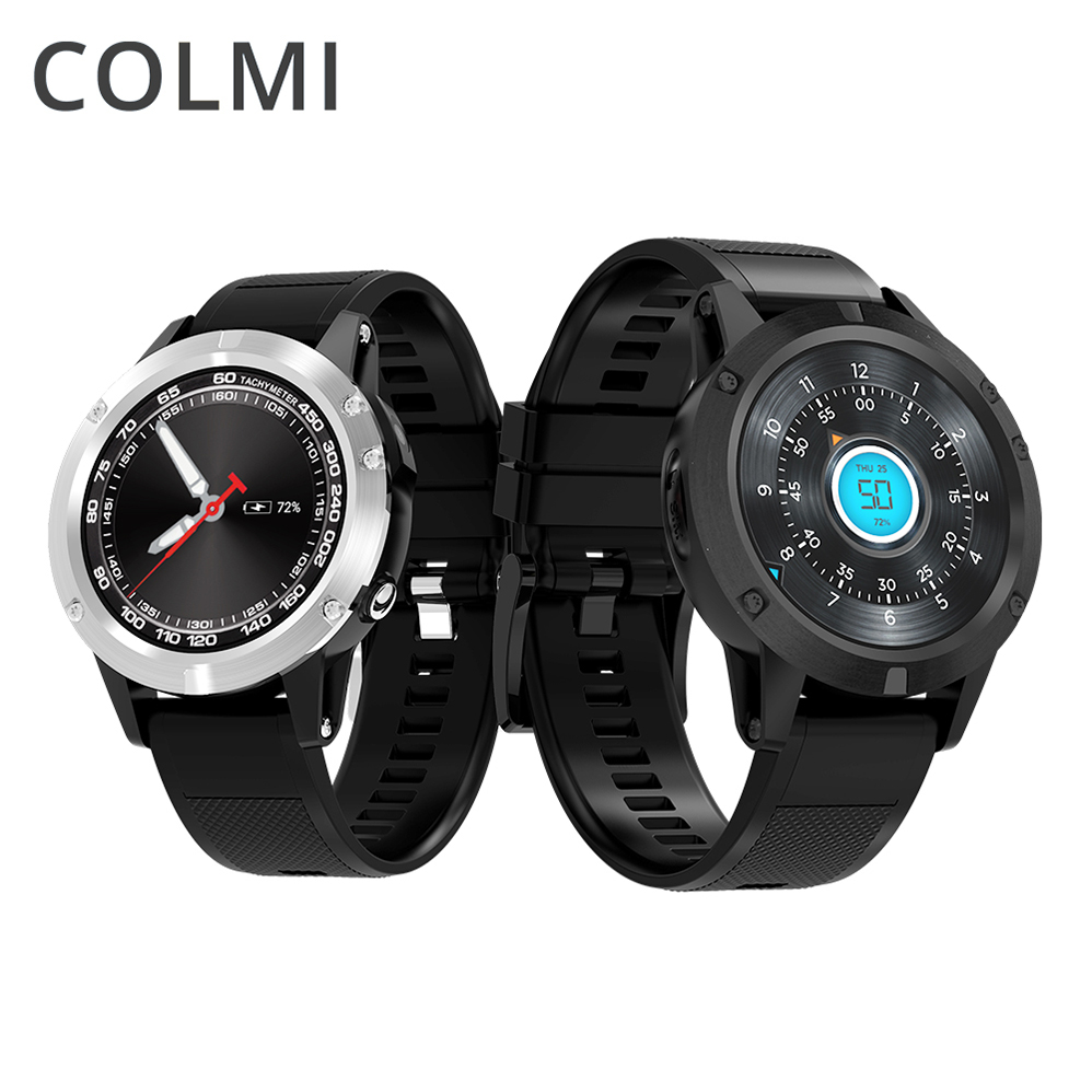 COLMI 3G GPS WIFI Smartwatch Android 5.1 MTK6580 Quad Core 1GB 16GB 2.0 MP Camera Heart Rate Monitor IP67 waterproof Smart Watch jrgk kw99 3g smartwatch phone android 1 39 mtk6580 quad core heart rate monitor pedometer gps smart watch for mens pk kw88