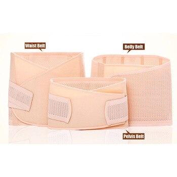 3in1 Belly/Abdomen/Pelvis Postpartum Belt Body Recovery Shapewear Belly  1