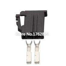 10PCS 2 Pin Female Harness Connecor OEM  DJ7029D-2-21 Auto Parts With Terminals