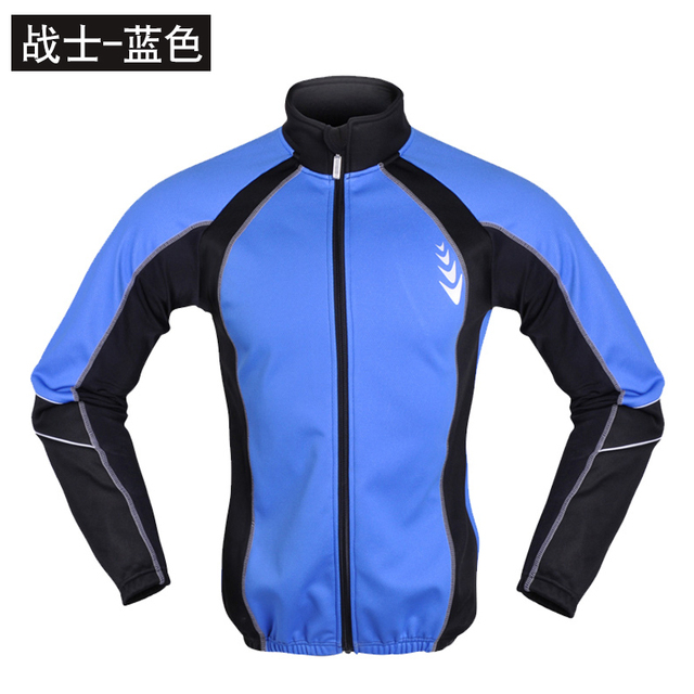 Men Cycling Jacket Bike Winter Fleece Cycling Jackets Windproof Cycling  Jersey Breathable Outdoor Sport And Riding 68be85a2b