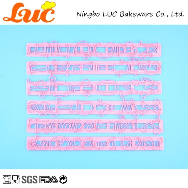 Luc Qualite Produits 6 Pcs Majuscules Police Capital 26 Lettres