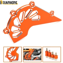 Motorcycle  Accessories Front Sprocket Engine Chain Cover Guard Case Protection For KTM Duke 125 200 Duke 390 13-16 All Years free shipping orange motorcycle cnc aluminum front sprocket cover engine chain guard protection for for ktm duke 390