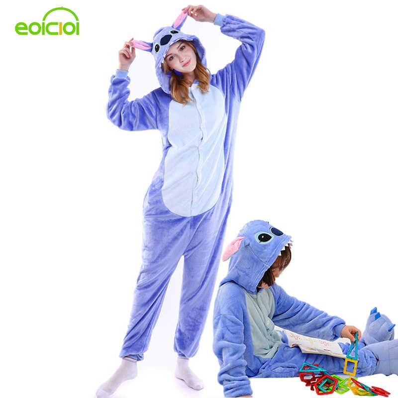 Amily christmas pajamas stitch pajamas onesie kids animal onesies for  adults pajamas for women winter family 4a61be1b8