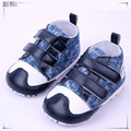 0-2 year old baby boy first walk shoes red and blue 11-13 cm boy children shoes bebe menino 398