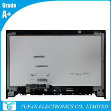 18200706 LCD Touch Screen Assembly For Z500 LTN156AT29