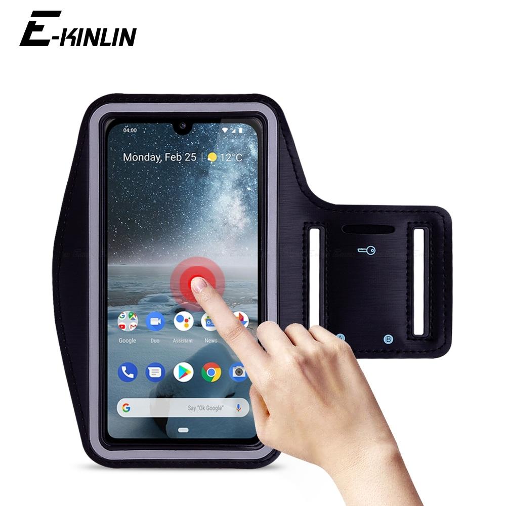 Impermeable deporte gimnasio banda de brazo para Nokia 7,2, 6,2, 4,2, 3,2, 2,2, 2,3, 7,1, 6,1, 5,1, 3,1, 2,1 más titular del teléfono cubierta de la Caja Versión Global Lenovo S5 Pro Smartphone 6GB 128GB Snapdragon 636 Octa Core 20MP Quad cámaras 3500 mAh 6,2 pulgadas 4G LTE teléfonos