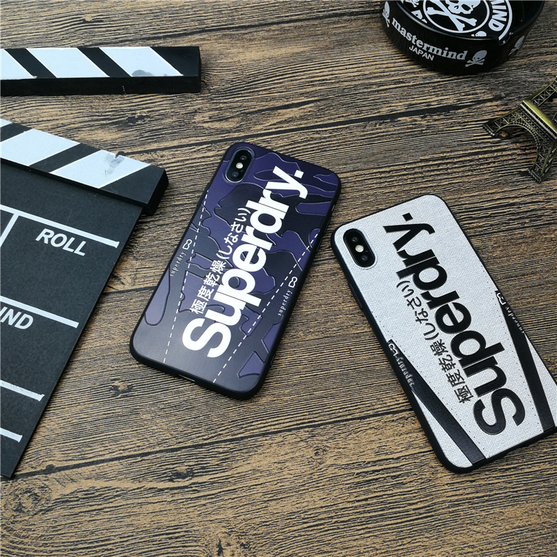 coque superdry iphone 8