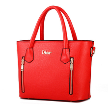 2016 Gold Tote Bags Women's Handbag Elegant Handbag Messenger Bag Shoulder Bag For Shopping
