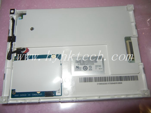 G057VN01 V2 5.7 INCH Industrial LCD,new&A+ Grade in stock, free shipment