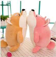 Free shipping  plush toy 25cm Software akita dog toy doll pillow birthday present for the girl цена