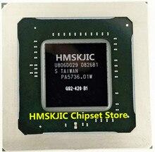 100% teste muito bom produto G92-420-B1 G92 420 B1 chipset BGA reball