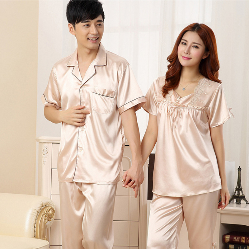 Online Buy Wholesale silk pajamas sale from China silk pajamas ...
