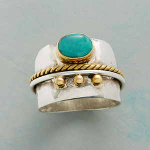 Bohemia Small Blue Stone Gem G