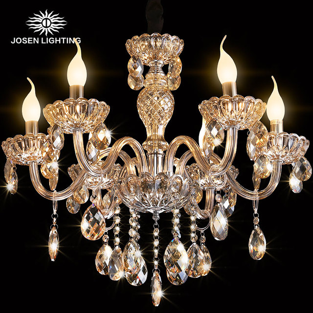 Хрустальные люстры для спальни