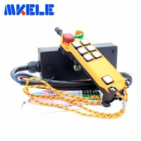 New Arrivals Crane Industrial Remote Control HS 6S Wireless Transmitter Push Button Switch China