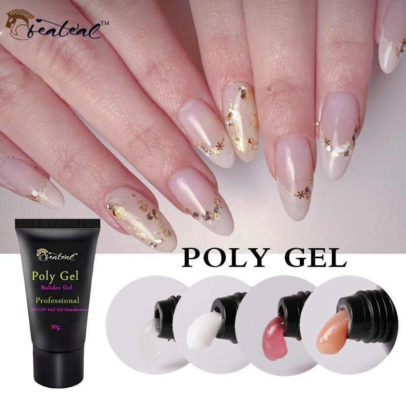 Polygel Nails Art Products Extension Acrylic Nail Hard