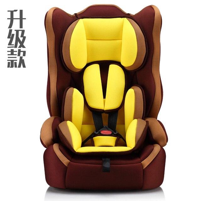 Автокресло безопасность детей детское сиденье автокресло автокресло от 9 месяцев-12 лет 3C сертификации