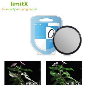 Image 2 - Kit de filtro limitx uv cpl nd + capuz da lente + caneta de limpeza para nikon coolpix p950 p900 câmera p900s/kodak pixpro az901