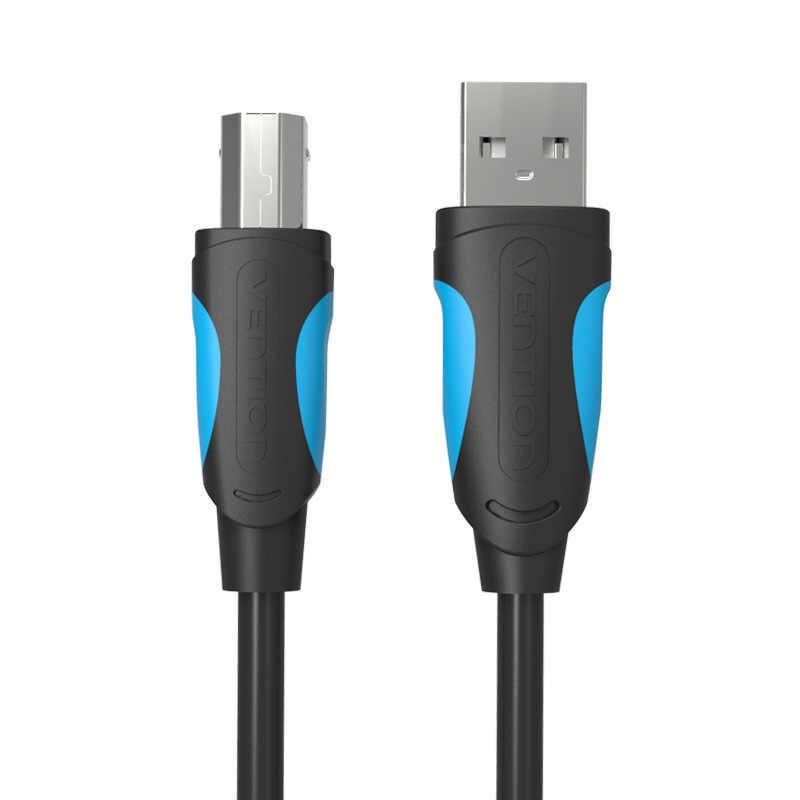 Кабель USB 2.0 тип A - тип B (для принтеров, сканеров итд)
