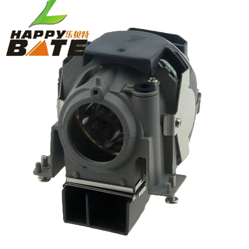 Replacement Projector Lamp NP08LP/60002446 for NP41 / NP52/ NP43 /NP43G /NP54 /NP54G /NP41W / NP41G/NP52G With Housing happybate