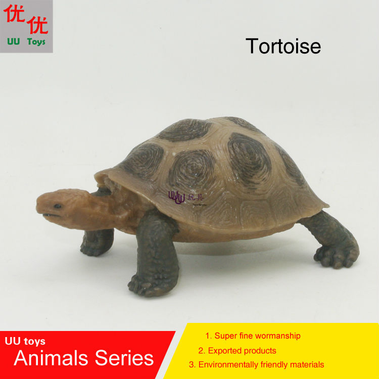 Hot Toy:  Tortoise  simulation model  Animals kids  Turtle toys children educational props  infrared remote control simulation brazil turtle toy animal model
