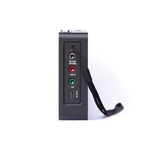 Image 3 - Tecsun PL 398MP wieża Stereo portatil AM FM pełnozakresowy cyfrowy Tuning z ETM ATS DSP dwa głośniki odbiornik odtwarzacz MP3