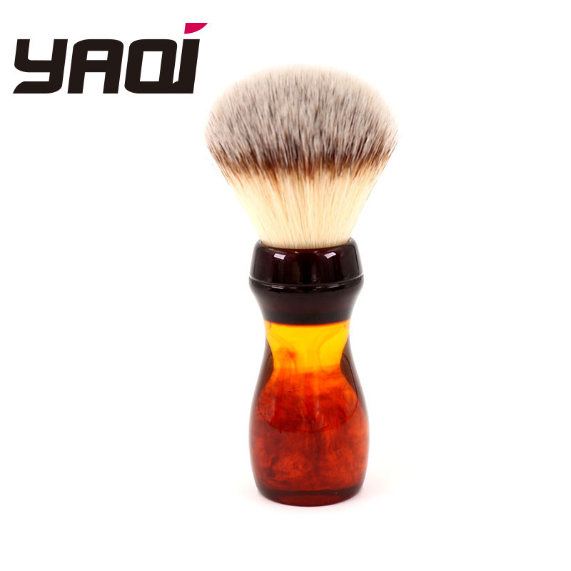 Yaqi 22mm Cola Synthetic Hair Shaving Brush