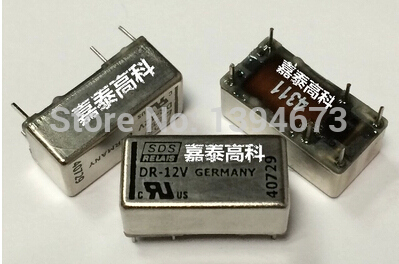 HOT NEW DR-12V DR 12V 12VDC DC12V SDS DIP6 цена и фото