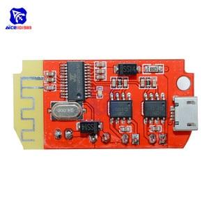 Image 5 - Плата цифрового усилителя звука diymore DC 3,7 в 5 в 3 Вт, двойная плата, Bluetooth динамик, модификация звукового музыкального модуля Micro USB