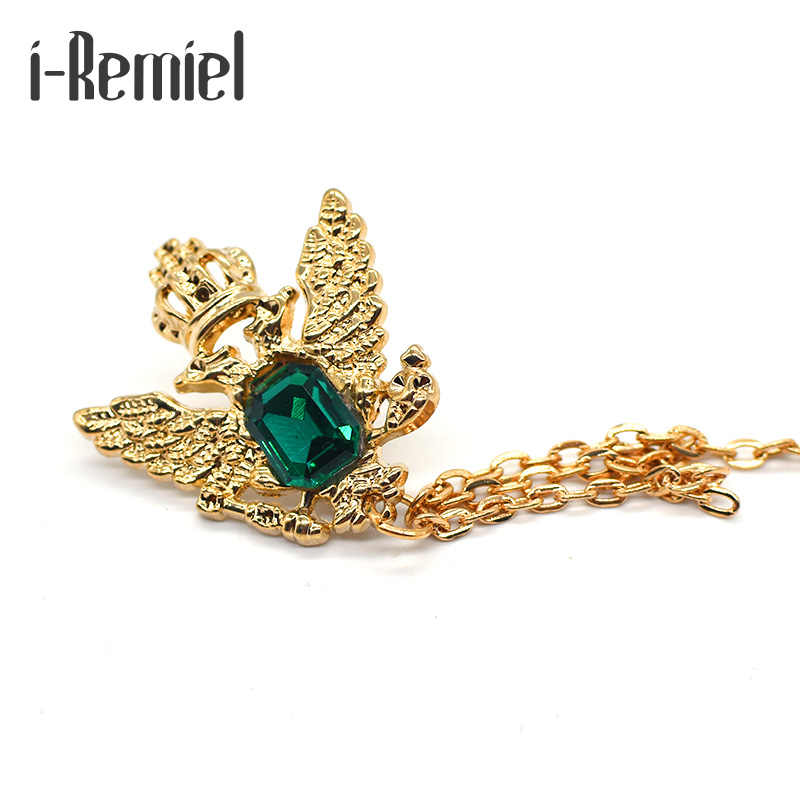 10b016f4c7d 2017 Brooches Broche For Shirt Collar Buckle Crown Shuangying Fringed  Brooch Men And Needles Suit Thorns