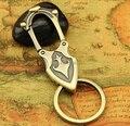 KR007 металлические ключи от машины кольца для человека 8*3*2 см авто брелки держатель кошка кольца автомобильные кольцо для ключей мотоцикл брелки