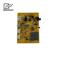 Free Shipping FPV DVR board for Airplane 720P Video recorder Module spare parts for Quadcopter