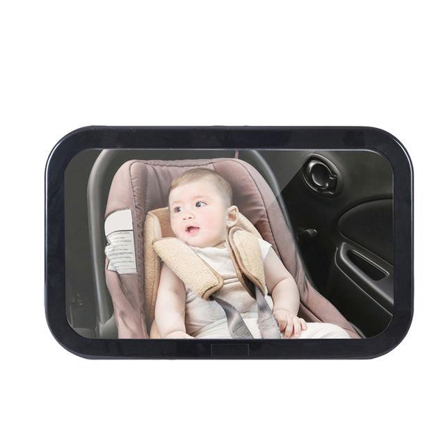Espejo trasero para ver al bebé – Modelo Premium