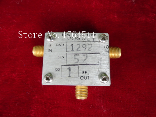 [BELLA] Imported 076-108152 RF/LO:18GHz SMA RF Coaxial High Frequency Mixer