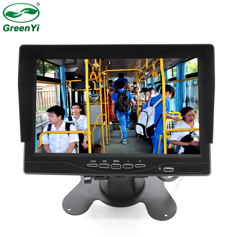 Parking-Monitor DVR Television Lcd-Screen Support-Sd-Card Digital-Video-Recorder AHD