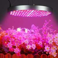 1200W Plants Grow LED Light Full Spectrum Panel AC85~265V Greenhouse Horticulture Grow Lamp for Indoor Plant Flowering Growth