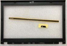 Neue Original LCD Vordere Shell Lünette Abdeckung für ThinkPad X220 X230 LCD Front Rahmen Lünette für X220I X230I 04Y1854