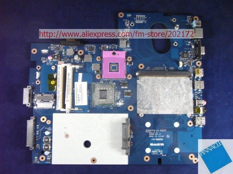 MBB5602001 Carte Mère pour Packard Bell Easynote LJ65 LJ67 KAYF0 L13 LA-5021P