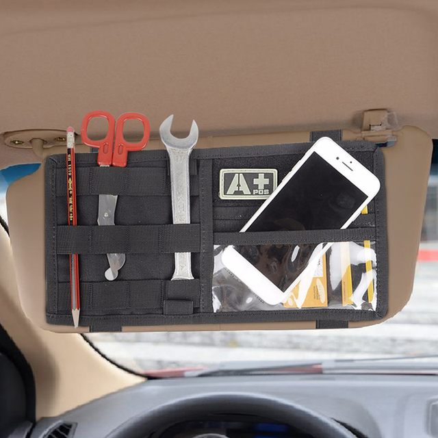 Auto accessories for travel kits 1