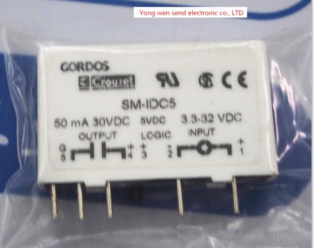 цена на HOT NEW SM-IDC5-5VDC 3.3-32VDC SM-IDC5 SMIDC5 IDC5 5VDC 32VDC DIP5 free shipping