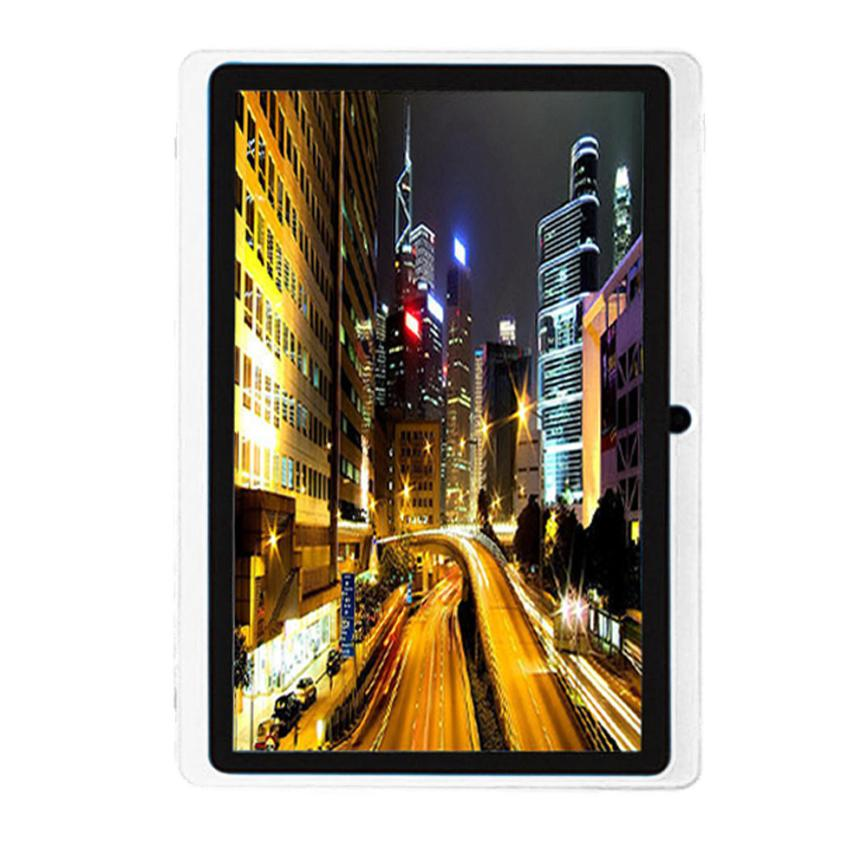 New 7Inch Google Android 4.4 Quad Core Tablet PC 8GB Dual Camera Wifi Bluetoot 17Nov12 Drop Ship F wzsm new laptop lcd lvds cable for dell inspiron 3541 3542 15 3000 video cable p n 450 00h01 0021 0fkgc9