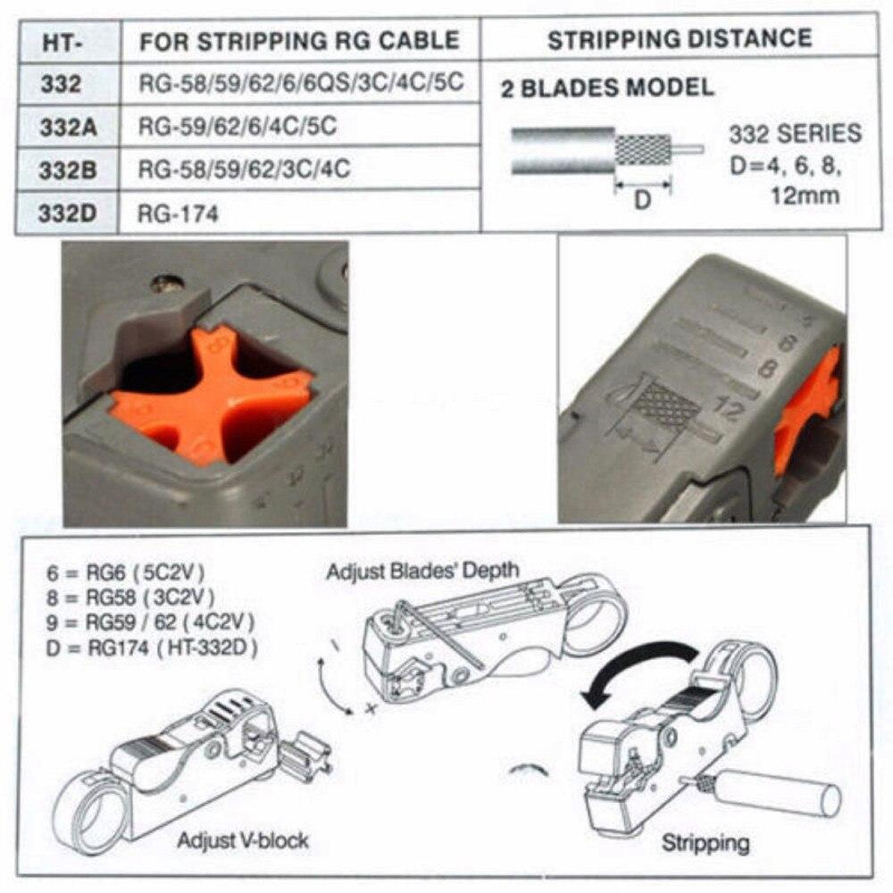 Портативный инструмент для зачистки проводов Инструмент для зачистки автоматический резак для проволоки многофункциональные инструменты двойные лезвия